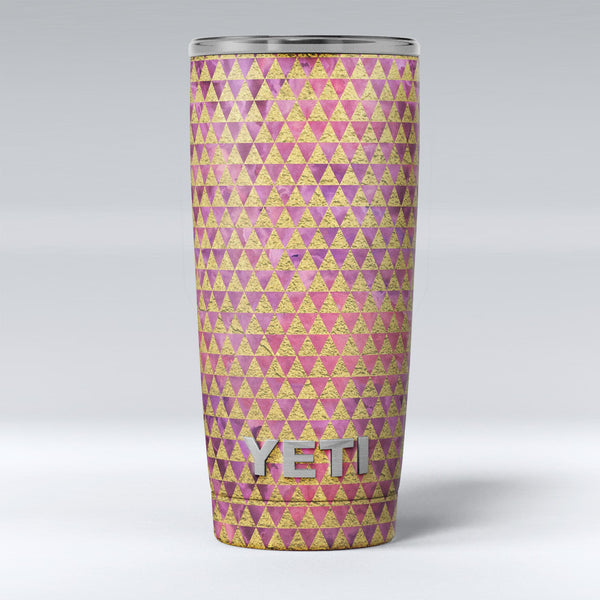Micro_Golden_Triangles_Over_Pink_Fumes_-_Yeti_Rambler_Skin_Kit_-_20oz_-_V1.jpg