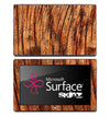 Bare Natural Wood Skin for the Microsoft Surface