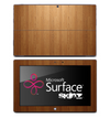 Light Wood Laminate Skin for the Microsoft Surface