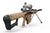 MilitaryUSA12 - Barrett Model 82A1 .50 Caliber Rifle Skin-Kit