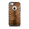 Mirrored Leopard HideSkin for the iPhone 5c OtterBox Commuter Case