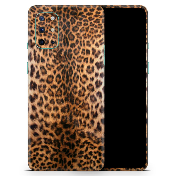 Mirrored Leopard Hide - Full Body Skin Decal Wrap Kit for OnePlus Phones