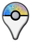 Mixed 5252 Absorbed Watercolor Texture Pokémon GO Plus Vinyl Protective Decal Skin Kit