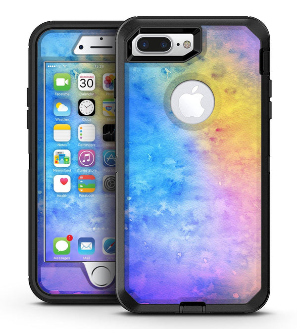 Mixed 5252 Absorbed Watercolor Texture - iPhone 7 Plus/8 Plus OtterBox Case & Skin Kits