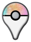 Mixed Pink 3 Absorbed Watercolor Texture Pokémon GO Plus Vinyl Protective Decal Skin Kit