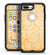 Mustard Yellow Cauliflower Damask Pattern - iPhone 7 Plus/8 Plus OtterBox Case & Skin Kits