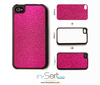 Pink Fabric n-Sert Case