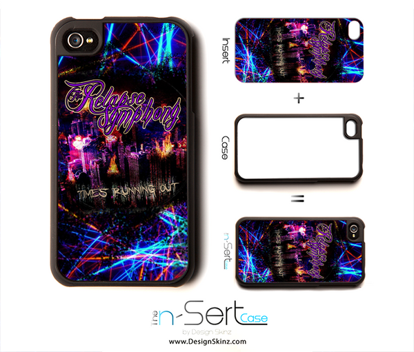 The Relapse Symphony Strobe Light n-Sert Case for the iPhone 4/4s or 5