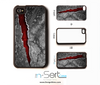 Cracked Red n-Sert Case