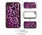 Neon Animal Print n-Sert Case