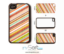 Vintage Striped n-Sert Case