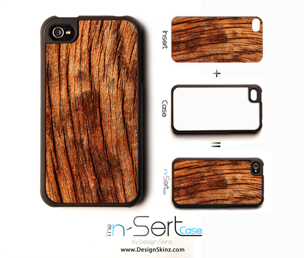 Warped Wood n-Sert Case