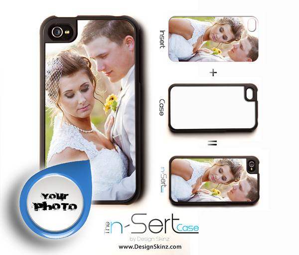 Add Your Own Photo! n-Sert Case