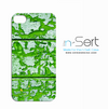 Green Peeled Wood n-Sert