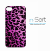 Hot Pink Cheetah n-Sert