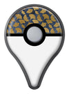 Navy Gold Foil v10 Pokémon GO Plus Vinyl Protective Decal Skin Kit