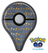 Navy Gold Foil v13 Pokémon GO Plus Vinyl Protective Decal Skin Kit