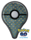 Navy Gold Foil v5 Pokémon GO Plus Vinyl Protective Decal Skin Kit