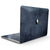 Navy Grunge Texture v1 - MacBook Pro with Touch Bar Skin Kit