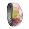 Neon Colored Watercolor Branch - Decal Skin Wrap Kit for the Disney Magic Band