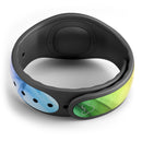 Neon Glowing Fumes - Decal Skin Wrap Kit for the Disney Magic Band