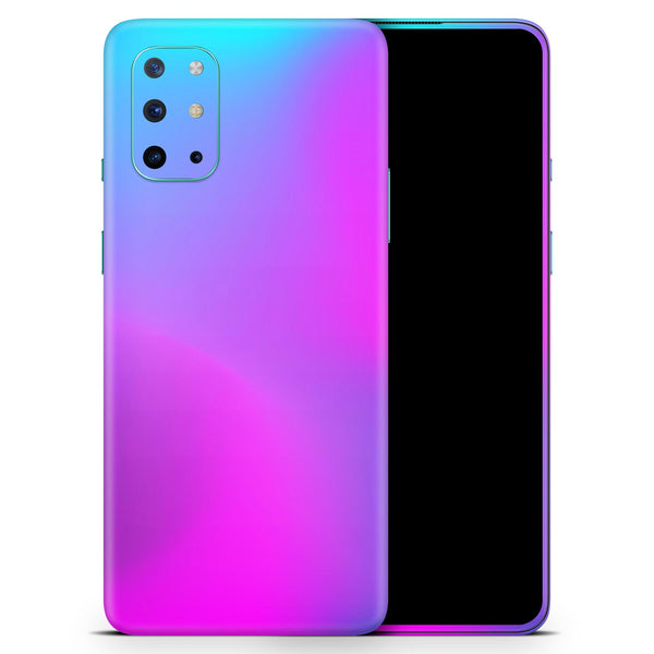 Neon Holographic V1 - Full Body Skin Decal Wrap Kit for OnePlus Phones