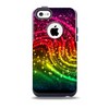 Neon Mixed Color Starry Waves Skin for the iPhone 5c OtterBox Commuter Case