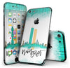 Never Forget 9/11 v1 - 4-Piece Skin Kit for the iPhone 7 or 7 Plus