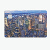 Night Aerial NYC - Premium Protective Decal Skin-Kit for the Apple Credit Card
