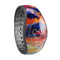Oil Painted Meadow - Decal Skin Wrap Kit for the Disney Magic Band