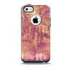 Oil Pastel of Boat on the ShoreSkin for the iPhone 5c OtterBox Commuter Case
