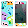 Owl Faces Print Skin for the iPhone 3gs, 4/4s, 5, 5s or 5c