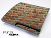 Brick Wall 2 Skin for the Playstation 3