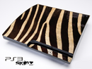 Real Zebra Skin for the Playstation 3