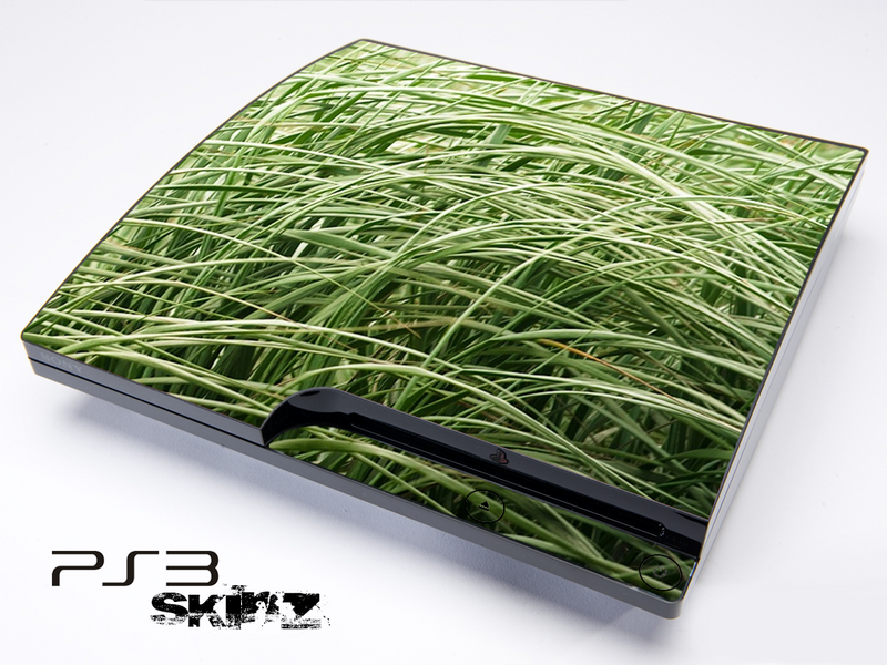 Grassy Skin for the Playstation 3