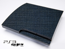 Denim Skin for the Playstation 3