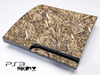 Wood Chips Skin for the Playstation 3
