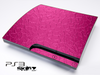 Pink Stamped Skin for the Playstation 3