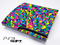 Neon Sprinkles Skin for the Playstation 3