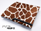 Real Giraffe Print Skin for the Playstation 3