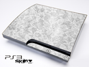 White Lace Skin for the Playstation 3