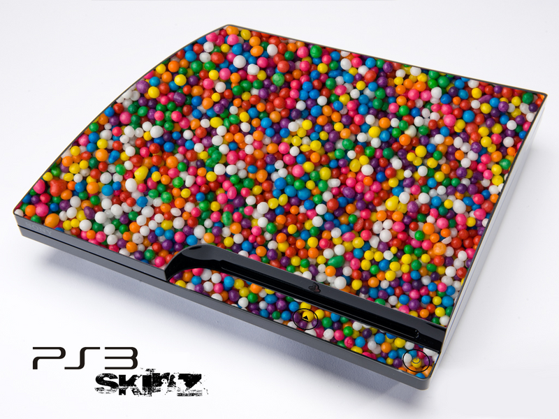Gum Ball Skin for the Playstation 3