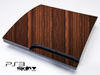 WoodGrain Skin for the Playstation 3