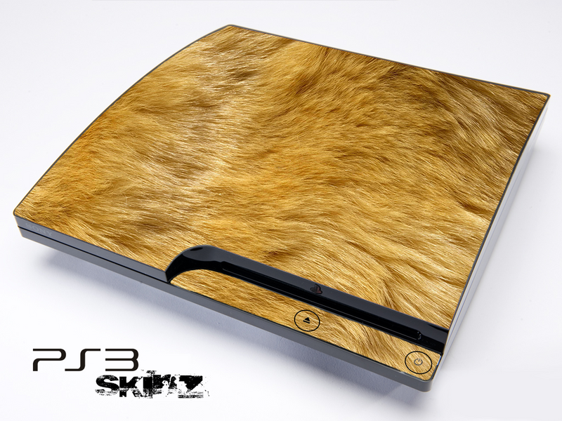 Furry Skin for the Playstation 3