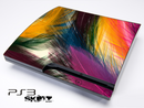 Neon Feathers Skin for the Playstation 3