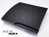 Light Black Lace Skin for the Playstation 3