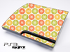 Vintage Buttons Skin for the Playstation 3