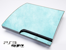 Blue Vintage Skin for the Playstation 3