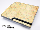 Vintage Gold Skin for the Playstation 3