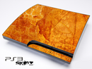 Orange Land Skin for the Playstation 3